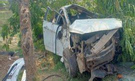 जालंधर में भयानक सड़क हादसा, दो कारों की भीषण टक्कर में 3 लोग गंभीर रूप से घायल