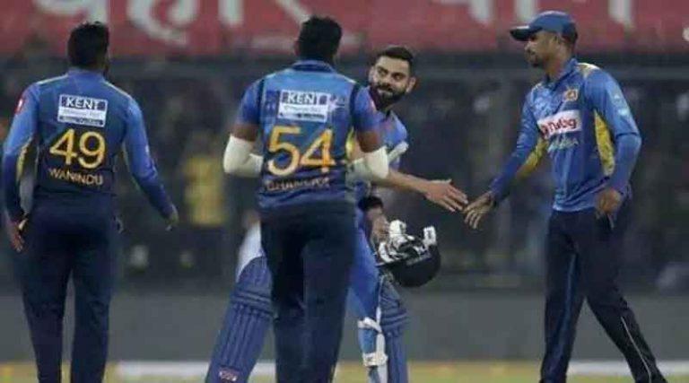 भारत-श्रीलंका सीरीज पर छाए कोरोना के काले बादल, श्रीलंकाई क्रिकेटर पाया कोरोना पाजिटिव पाजिटिव