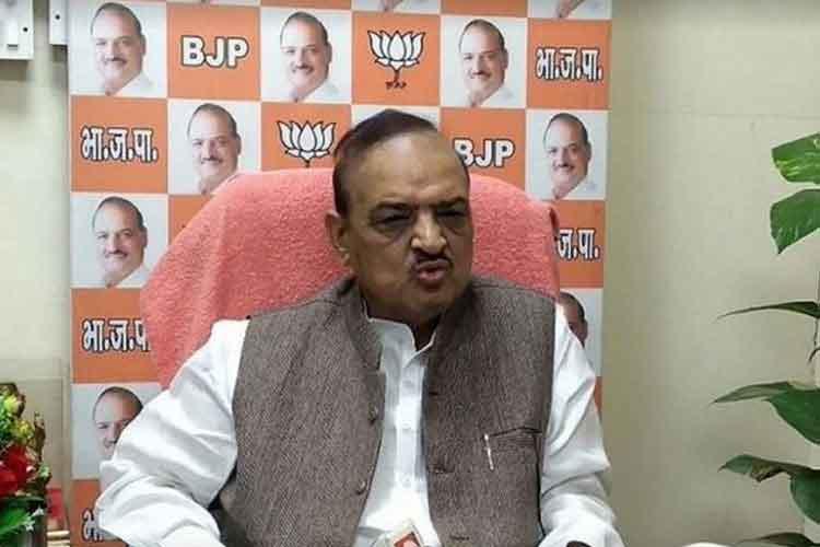 दिल्लीः भाजपा विधायक ओम प्रकाश शर्मा को अगले सत्र के लिए  किया गया सस्पेंड