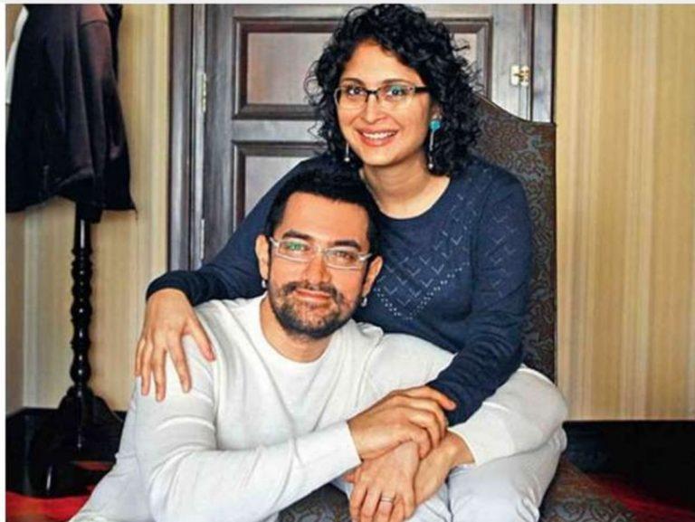 शादी के 15 साल बाद एक दूसरे से अलग हुए आमिर खान और किरण राव, दोनों ने संयुक्त बयान जारी किया