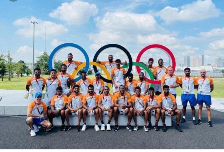 टोक्यो ओलंपिकमें छाए पंजाबी गबरु, भारत ने हॉकी में न्यूजीलैंड को हराया