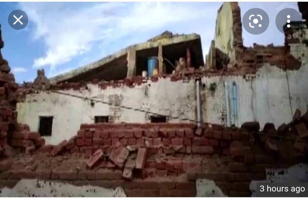 मध्यप्रदेश में हुआ भयानक हादसा, जेल की दीवार गिरने से 22 कैदी गंभीर घायल