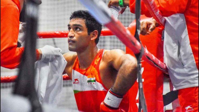 टोक्यो ओलंपिक में टूटी भारत की उम्मीद, बॉक्सिंग मुकाबले में आशीष कुमार को चीन के एर्बिके तुहेता ने 5-0 से हराया