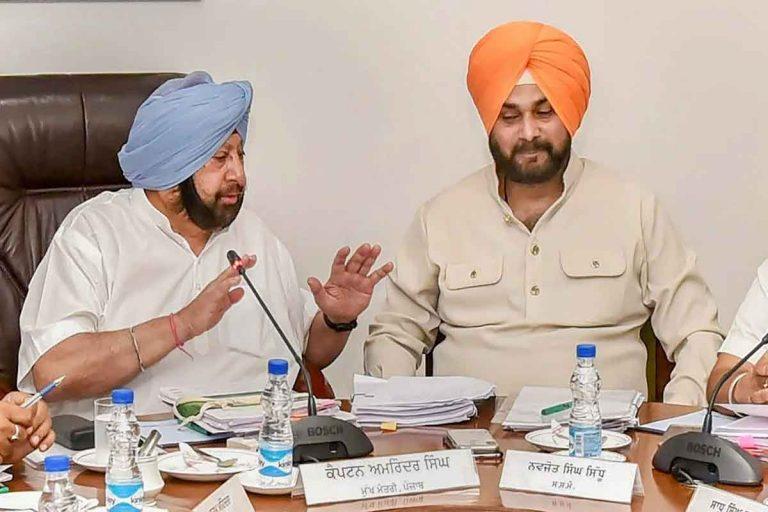 नवजोत सिद्धू ने संभाला कांग्रेस प्रधान का पद, मुख्यमंत्री ने दी बधाई… पढ़ें पूरी खबर