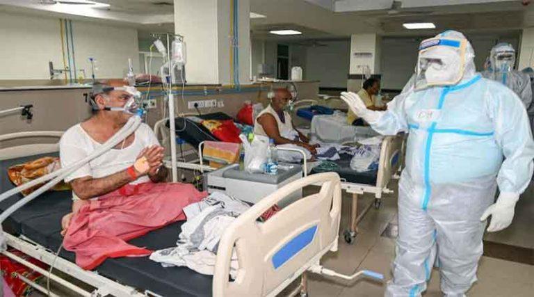 देश में फिर बढ़ी कोरोना मरीजों की संख्या, 24 घंटे में मिले 38 हजार नए मरीज, 560 लोगों की मौत