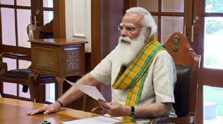 देश में कोरोना की तीसरी लहर की आशंका के बीच पीएम मोदी ने 6 राज्यों के मुख्यमंत्रियों के साथ की चर्चा