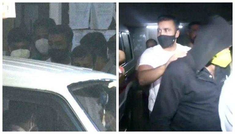 पॉर्न फिल्म मामलाः राज कुंद्रा को नहीं मिली कोर्ट से राहत, अदालत ने 14 दिन की न्यायिक हिरासत में भेजा