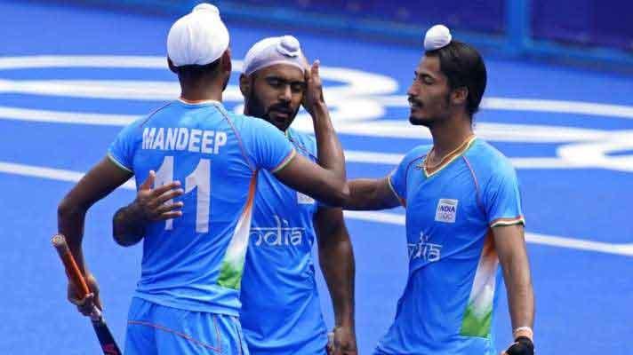 टोक्यो ओलंपिक भारत ने पुरुष हॉकी में स्पेन को 3-0 से हराया, रूपिंदर के दो गोल की बदौलत की जीत हासिल