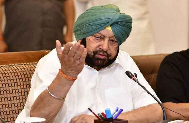कांग्रेस हाईकमान की सहमति से होगा पंजाब में मंत्रिमंडल फेरबदल, सरकार ने 93% वादे किए पूरे: कैप्टन