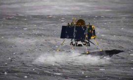 ईसरो के चंद्रयान-2 मिशन को मिली बड़ी सफलता, ऑर्बिटर ने देखा चांद की सतह पर पानी
