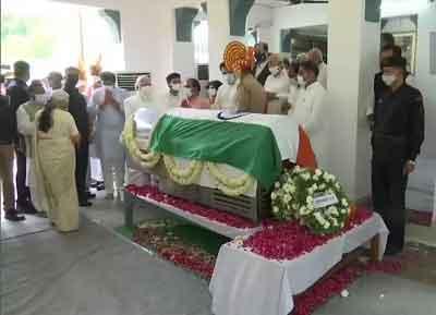 नरोरा में राजघाट पर राजकीय सम्मान के साथ आज होगा कल्याण सिंह का अंतिम संस्कार