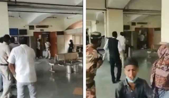 ब्रेकिंग न्यूजः दिल्ली कोर्ट में गैंगस्टर जीतेंद्र गोगी पर हुई फायरिंग, 3 लोगों की मौत