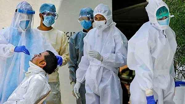 पिछले 24 घंटों के दौरान देशभर में कोरोना पीड़ित मरीजों के 33 हजार से ज्यादा नए मामले आए सामने, 308 मरीजों की मौत