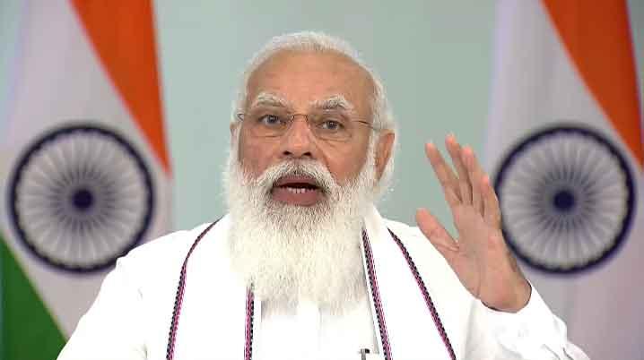 पीएम मोदी ने देशवासियों को हिंदी दिवस की दी बधाई, बोले- सभी के प्रयासों से वैश्विक मंच पर पहचान बना रही हिंदी