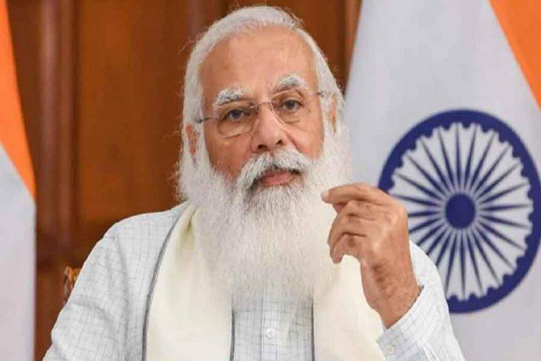 पीएम मोदी के 71वें जन्मदिन पर राष्ट्रपति कोविंद ने दी बधाई, शाह-राजनाथ सिंह ने की अच्छे स्वास्थ्य की कामना