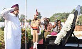 जालंधरः पीएपी में मनाया 62वां पुलिस शहीदी दिवस, डिप्टी सीएम सुखविंदर सिंह रंधावा ने दी शहीदों को श्रद्धांजलि