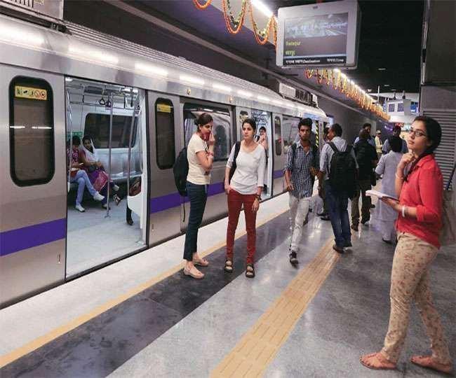 दिल्ली वासियों के लिए आई अच्छी खबर, अब मेट्रो स्टेशनों पर मिलेगी फ्री वाईफाई सेवा