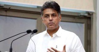 पंजाब कांग्रेस में चल रहे घमासान पर सांसद मनीष तिवारी का बड़ा बयान, बोले- बच्चों की तरह लड़ रहे पंजाब कांग्रेस के नेता