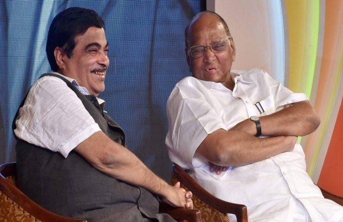 राकांपा नेता शरद पवार ने की नितिन गडकरी की तारीफ, कहा- 'गडकरी ने दिखाया कैसे विकास के लिए करते हैं काम'