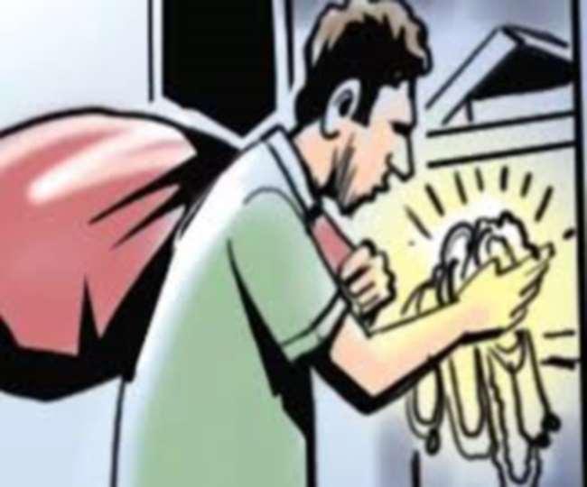लुधियाना में बेटे को दिल्ली एयरपोर्ट छोड़ने गई महिला पीछे से चोरों ने उड़ाए 9 लाख के गहने, 2.75 लाख कैश